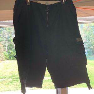 Union bay men's cargo shorts